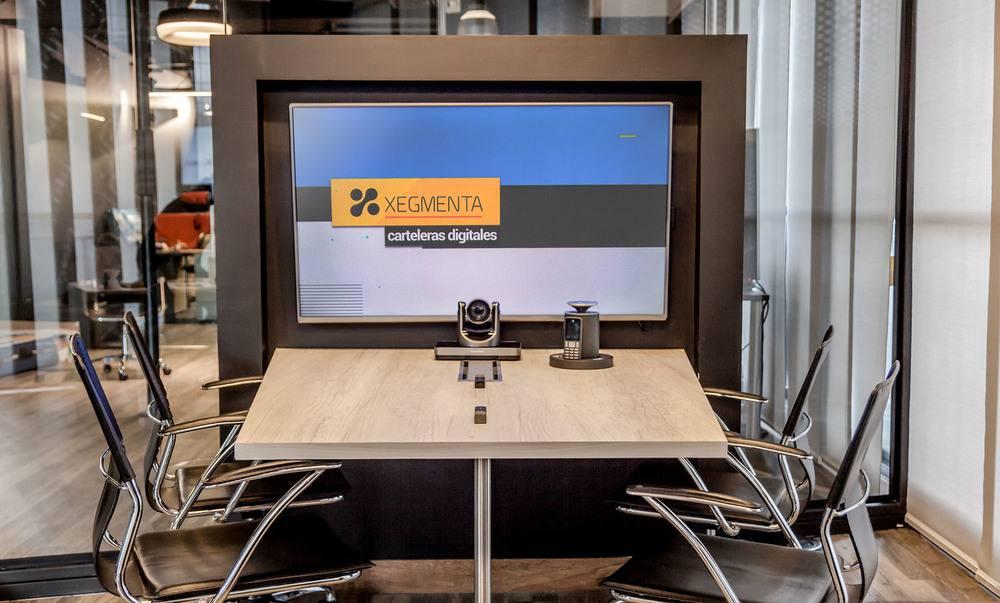 Sala Telepresencia y Videoconferencia - Xegmenta