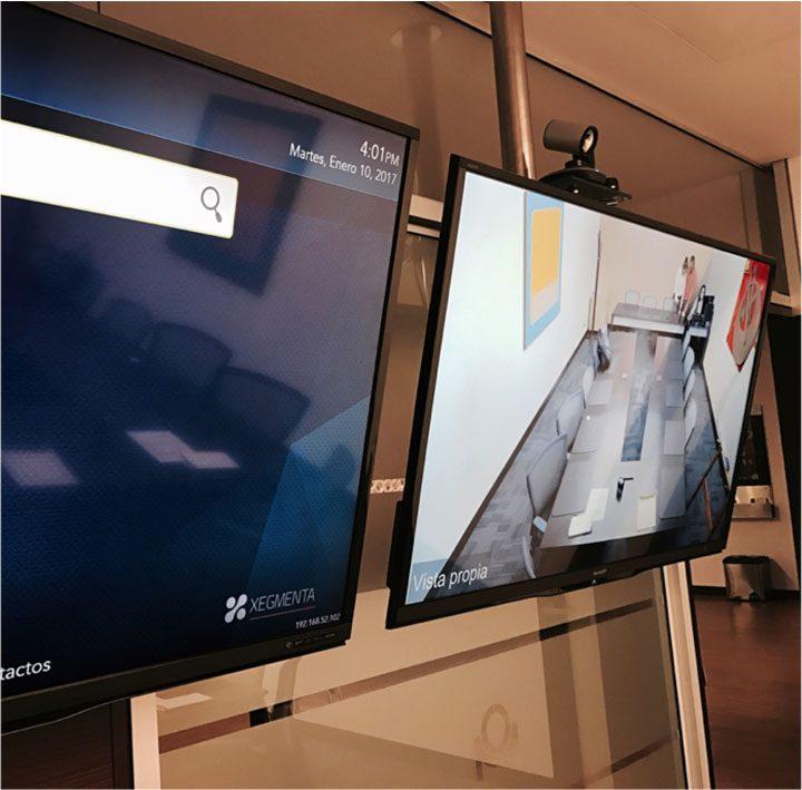 Imagen Streaming en Cartelera Digital - Xegmenta