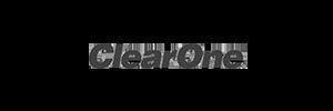 Logo ClearOne - Xegmenta