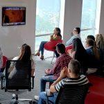 Imagen Streaming Asamblea Bancolombia en Cartelera Digital - Xegmenta