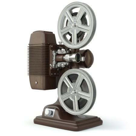 Proyector de Video Vintage - Xegmenta comunicaciones corporativas